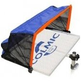 Colmic HOLLOW SIDE TRAY +TENT 60X45 stalas su markize
