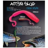 Crazy Fish ACTIVE SLUG 71mm (pakelyje 8vnt)