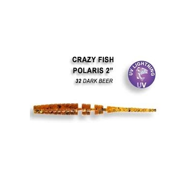 Crazy Fish POLARIS 68mm (pakelyje 8vnt) 7