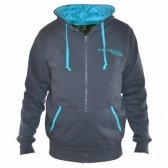Drennan FULL ZIPPED MACHHOODY XXXL džemperis