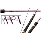 Crazy Fish EBISU VIOLET LIGHT GAME 215cm, 3-7g, lengvas spiningas