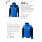 MAP  SHORT WATERPROOF JACKET striukė