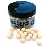 Ringers WHITE SHELL FISH POP UP 10mm boiliai