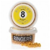 Ringers YELLOW SHELLFISH 8mm boiliai