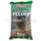 Sensas 3000 SUPER FEEDER BIG FISH 1kg jaukas