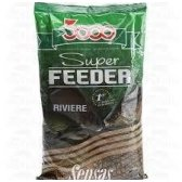 Sensas 3000 SUPER FEEDER RIVER1 kg jaukas