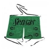 Sensas ABSORBENT APRON COWBOY GREEN AND BLACK rankšluostis